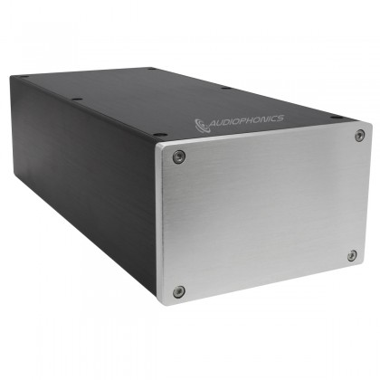 DIY Case 100% Aluminium 138x311x90mm