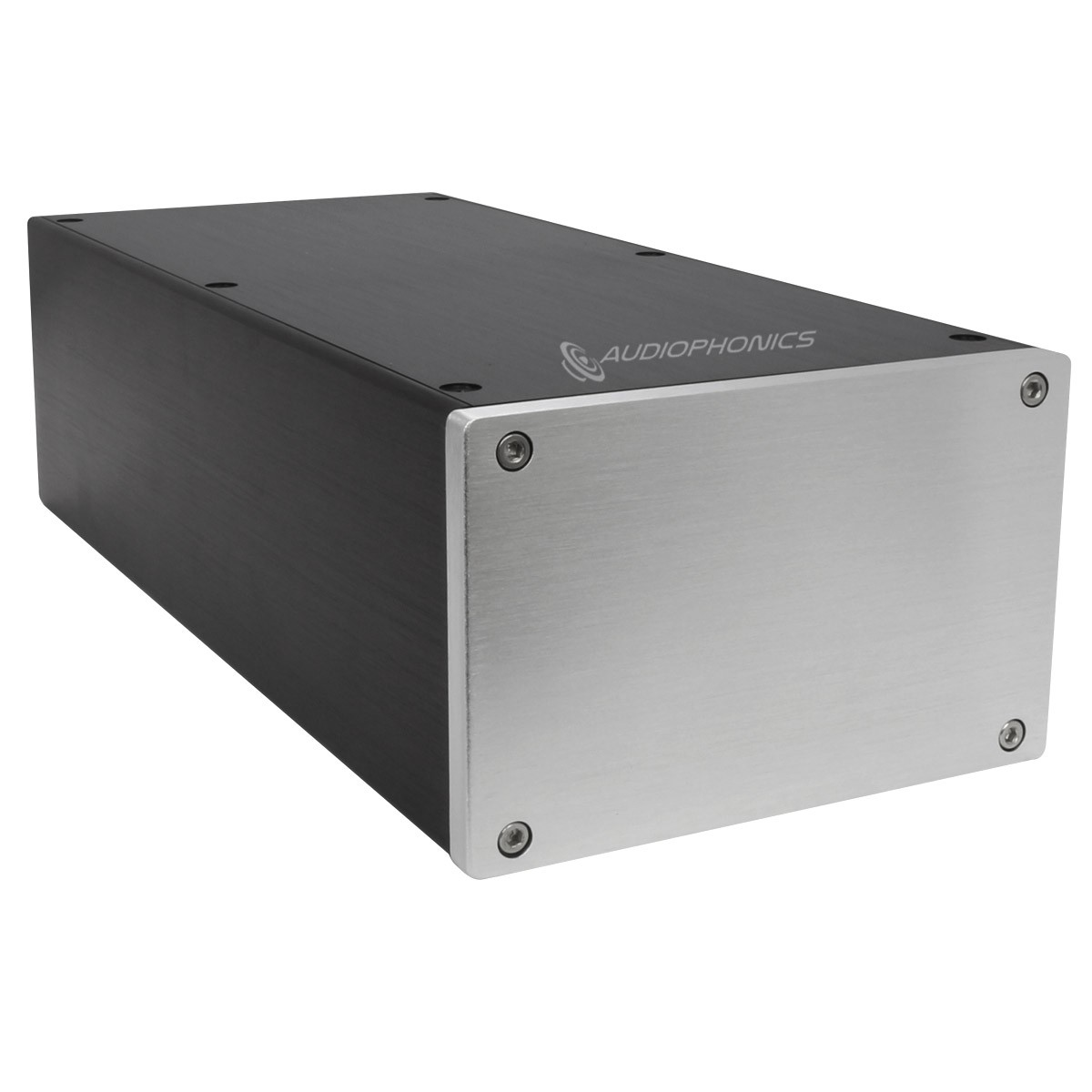 Boîtier DIY 100% Aluminium 211x138x90mm
