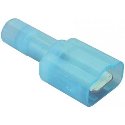Cosses male isolées Nylon (set x10) 1 - 2mm²