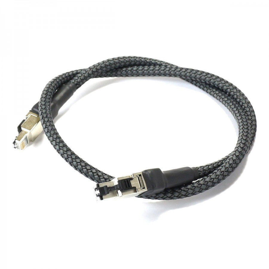 AUDIOPHONICS Patch cable Network RJ45 Ethernet High-End Cat