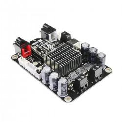 TINYSINE TSA3118 Module Amplificateur TSA3118B Bluetooth aptX TWS 2x50W