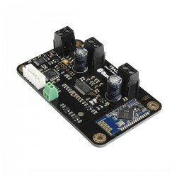 TINYSINE TSA2210 Kit Class D Amplifier Module TPA3110D2 Bluetooth 2x8W + Volume Controller + LED