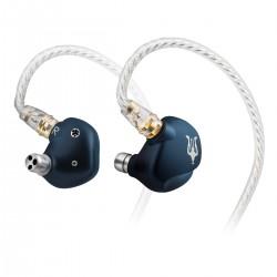 MEZE RAI PENTA Écouteurs Intra Auriculaires IEM 5 Hauts-Parleurs 20 Ohm 110dB 4Hz - 45kHz