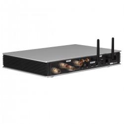 MATRIX ELEMENT P Lecteur Réseau / Amplificateur ICEpower / DAC ES9028PRO XMOS 32bit 768kHz DSD1024 2x230W 4 Ohm
