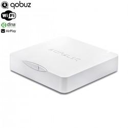 AURALiC Aries Mini DAP Sédentaire et Streamer ES9018K2M 32bit 384khz Blanc