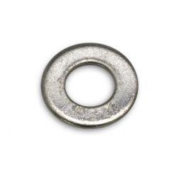 Rondelle Plate Acier Inoxydable M4x0.5mm (x10)