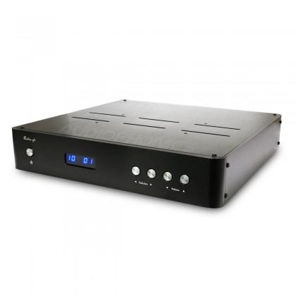 AUDIO-GD Master 1 Vacuum avec délai d'allumage - Préamplificateur à tubes 6H2N-EB / 6U4N-EB