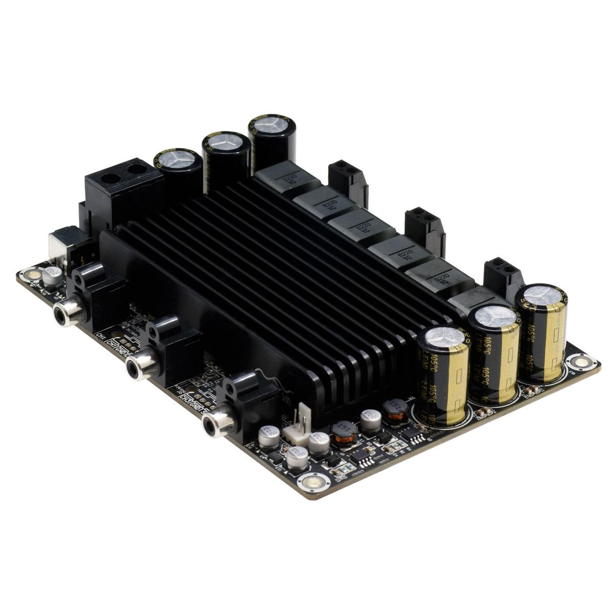 WONDOM AA-AB35281 T-Amp Class D Amplifier Module 3x200W 3 Ohm