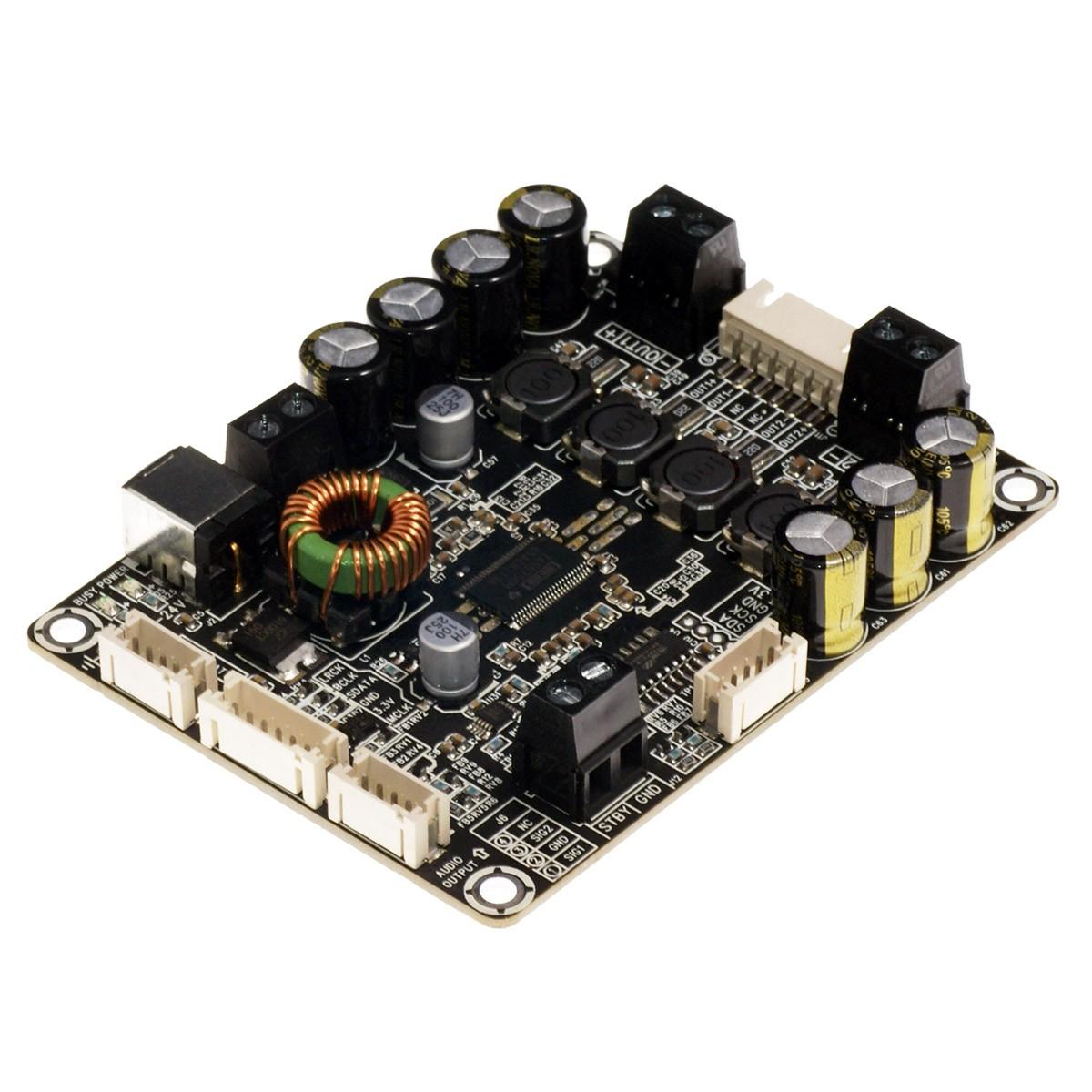 WONDOM AA-AB32255 Class D Amplifier DAC Module TAS5756 24bit 192kHz 2x30W 4 Ohm