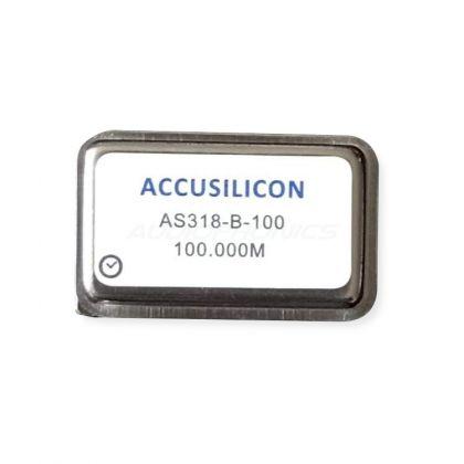 ACCUSILICON AS318-B-100 Horloge Ultra Low Jitter 100.000M