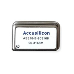 ACCUSILICON AS318-B-903168 Horloge Ultra Low Jitter 90.3168M