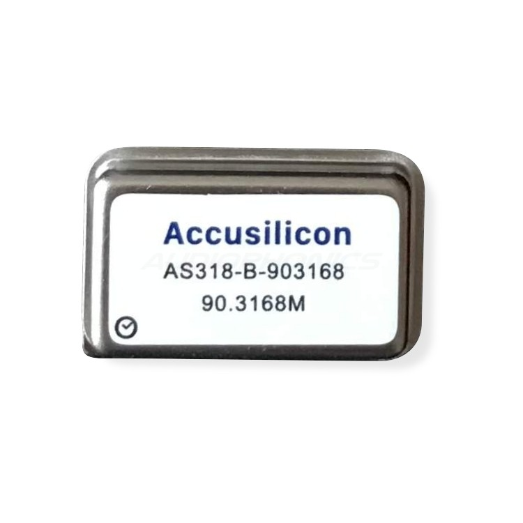 ACCUSILICON AS318-B-903168 Horloge Ultra Low Jitter 90.3168MHz