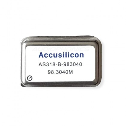 ACCUSILICON AS318-B-983040 Horloge Ultra Low Jitter 98.3040M