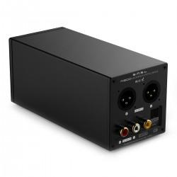 SMSL M300 DAC AK4497 XMOS 32bit 768kHz DSD512 Noir