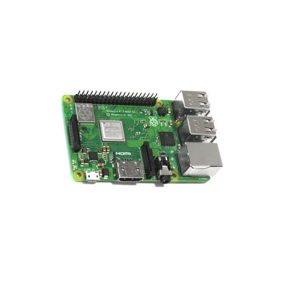ALLO BOSS PLAYER Boss DAC V1 2 / RPI 3 B+ / Case / Micro SD