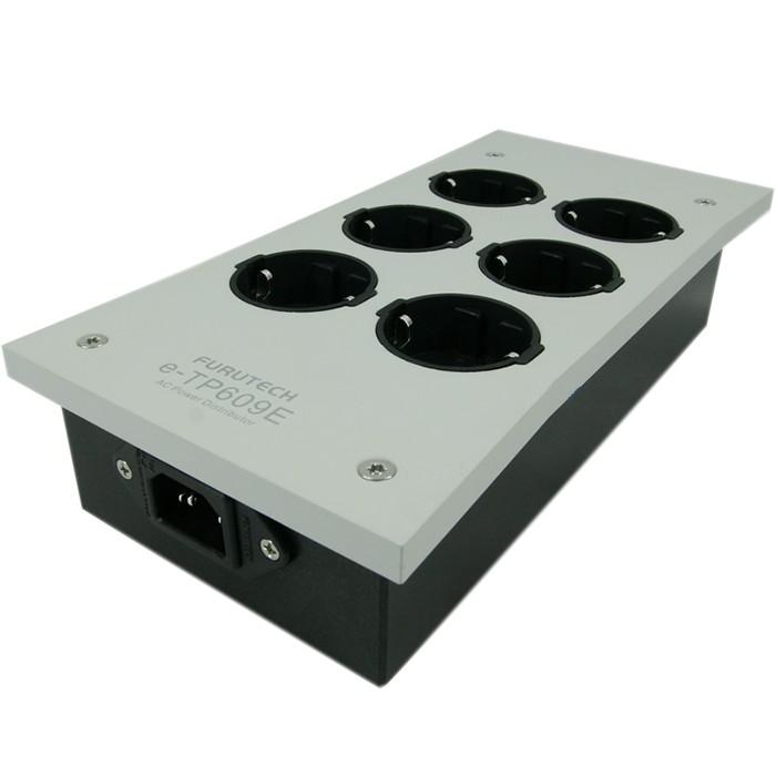 FURUTECH e-TP609E 6-Port HiFi Power Switch / Dispenser