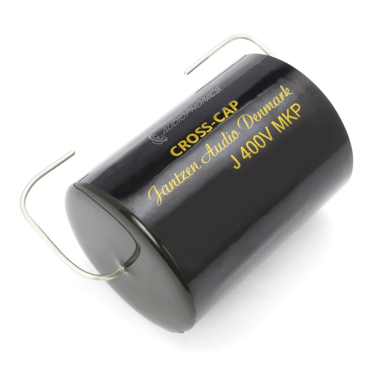 JANTZEN AUDIO CROSS-CAP Capacitor 400V 10µF