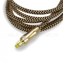 ELFIDELITY Monster Audio Toslink Optical Cable 1.4m
