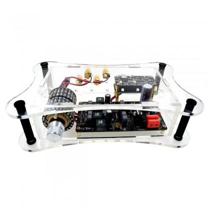 MINIBOSS PLAYER PLUS DAC PCM5122 Amplificateur Volt+ AMP Raspberry Pi Zero Volumio 32bit 384kHz Transparent