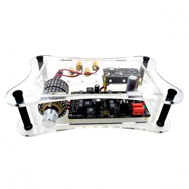 MINIBOSS PLAYER PLUS Volumio Streamer with Amplifier and DAC 32bit 384kHz