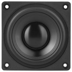 DAYTON AUDIO DMA70-PR Radiateur Passif Aluminium 34.5Hz Ø6.3cm