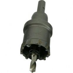Cloche Découpe Métal en Carbure pour Perceuse Ø24mm