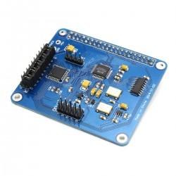Interface Digitale SRC AK4137 I2S 32Bit / 384kHz DSD256 HAT pour Rapberry Pi