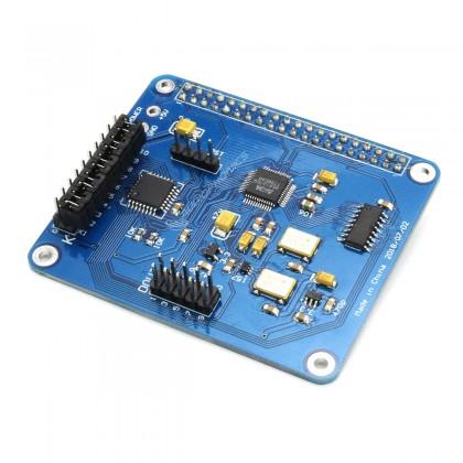 Digital Interface SRC AK4137 I2S 32Bit / 384kHz DSD256 HAT for Rapberry Pi