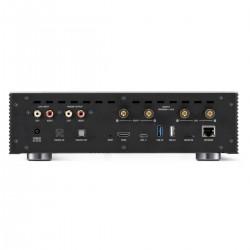 ROSE RS201 Media Center DAC 32bit/384kHz avec Amplificateur 2x50W