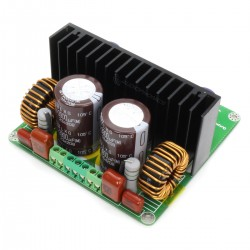 IRS2092 Stereo Class D Amplifier Module 2x200W 4 Ohm