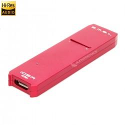 SMSL iDEA USB DAC Headphone Amplifier XMOS U208 ES9018Q2C DSD512 Red