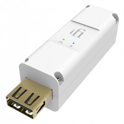 IFI AUDIO IPURIFIER 3 EMI Filter Female USB-B 3.0 to Male USB-A