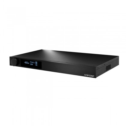 MINIDSP SHD Processeur Audio Numérique DSP SHARC ADSP21489 Dirac Live Lecteur Réseau Volumio