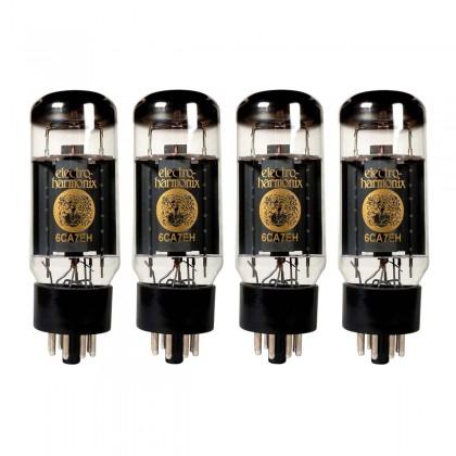 ELECTRO HARMONIX 6CA7 Tubes Tetrode d'Amplification (Set x4 Appairés)