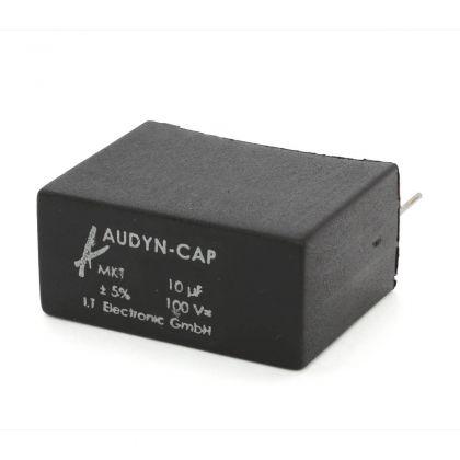 AUDYN CAP Radial MKT Capacitor 100V 1μF