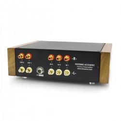 AK2 Controleur de volume et sélecteur de sources 10k + télécommande
