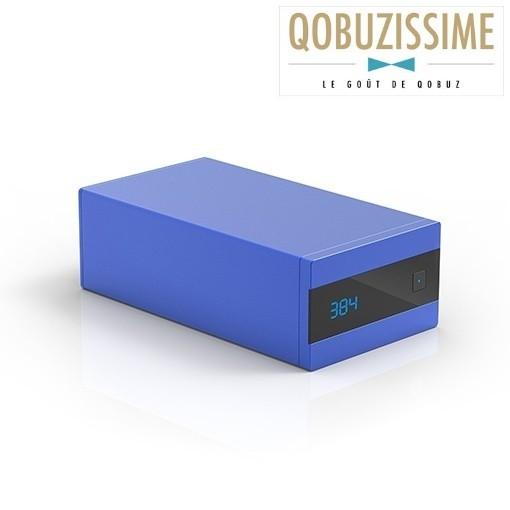 SMSL SANSKRIT 10Th DAC 32bit / 384kHz DSD256 USB XMOS AK4490 Bleu
