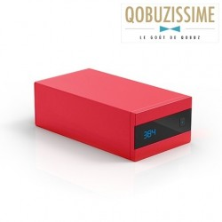 SMSL SANSKRIT 10Th MKII DAC 32bit / 768kHz DSD512 USB XMOS AK4493 Red