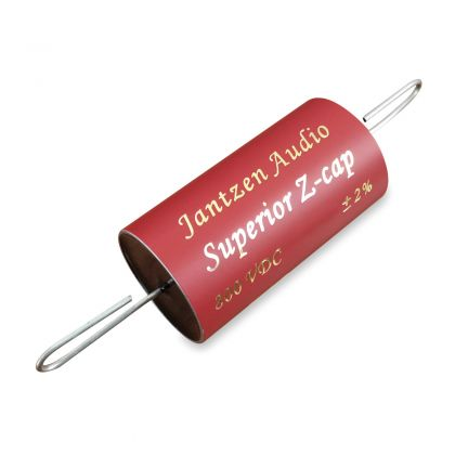 JANTZEN AUDIO SUPERIOR Z-CAP Condensateur 800V 22µF