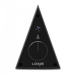 LOXJIE A10 Amplificateur Class D TPA3116 2x50W / 4 Ohm Noir