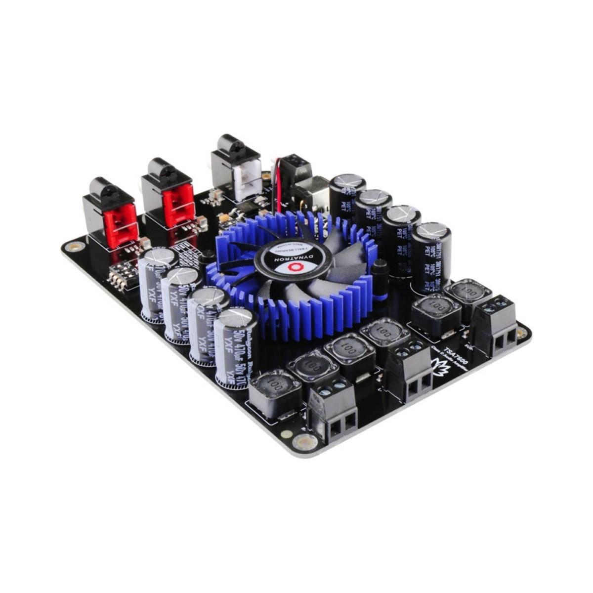 TINYSINE TSA7600 Amplifier Module TPA3221 2x100W + 200W