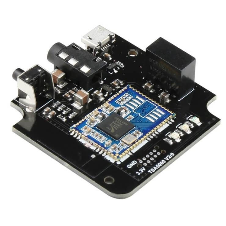 TINYSINE TSA5000 Module émetteur Bluetooth 5.0 apt-X