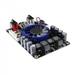 TINYSINE TSA7510B Class D Amplifier Module TPA3221 Bluetooth aptX TWS 2x100W