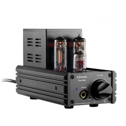XDUOO TA-03S Amplificateur Casque à tubes XMOS U8 32Bit/192kHz