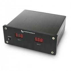AUDIOPHONICS Alimentation double linéaire régulée USB 2x 5V 1.5A 7.5W LT1086