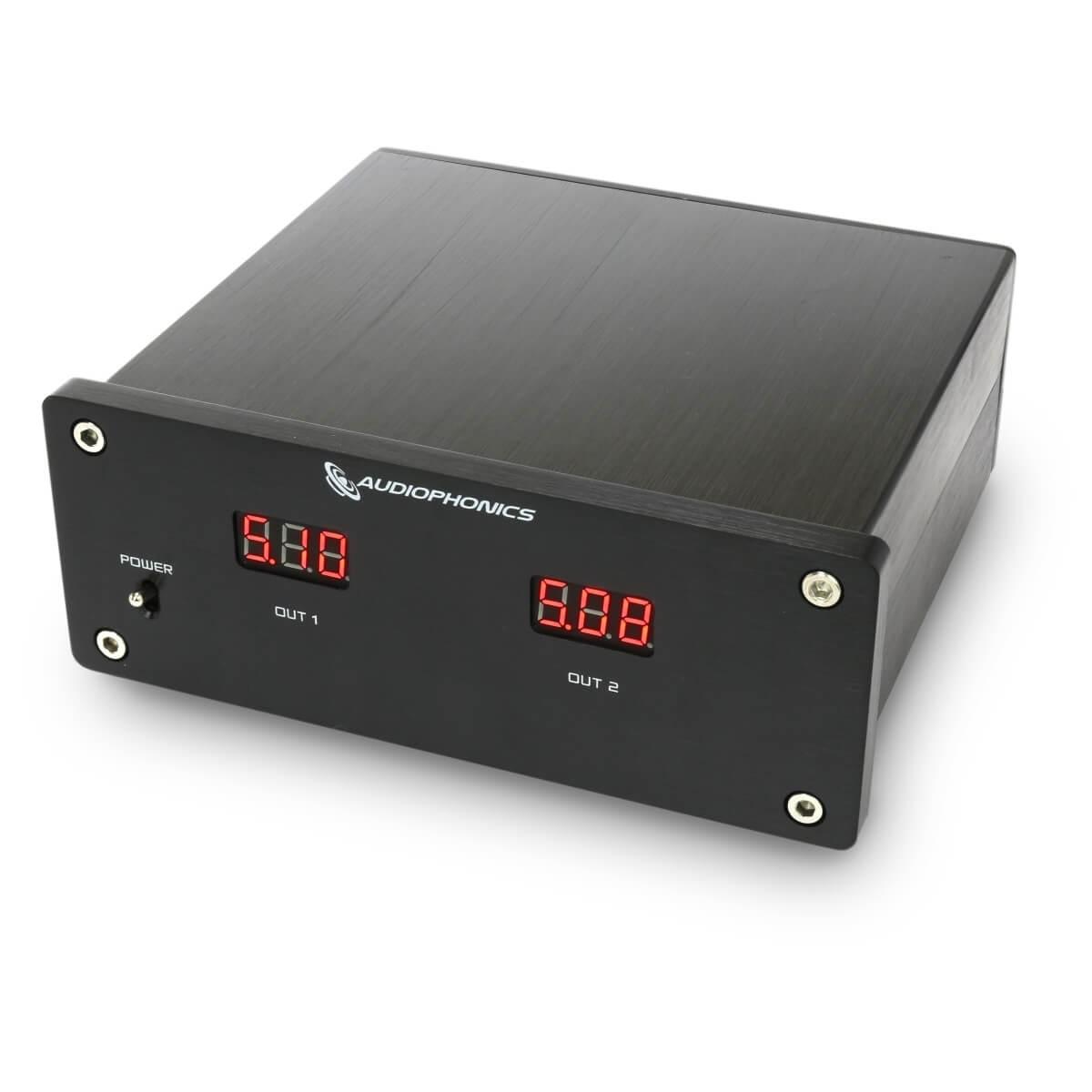 Dual linear Power supply USB 2x 5V 1.5A 7.5W LT1086