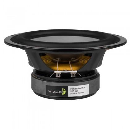 DAYTON AUDIO DA175-8 Speaker Driver Woofer 50W 8 Ohm 35Hz - 10kHz Ø17.8mm
