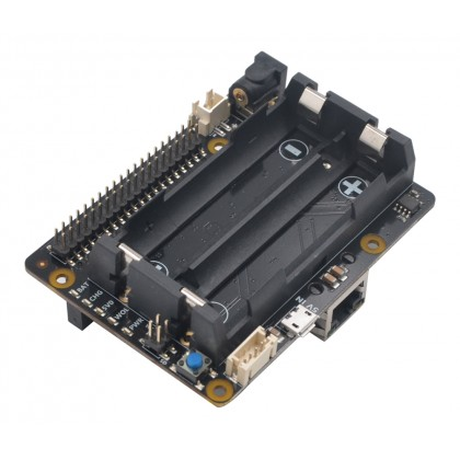 X720 Module BMS d'Alimentation / Chargeur de Batterie Lithium 18650 pour RPI
