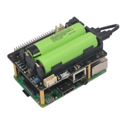 X720 Power Supply BMS Module for Lithium batteries 18650