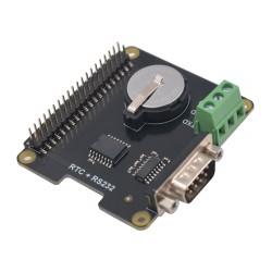 X230 Module Horloge Temps Réel RTC avec Port Série RS232